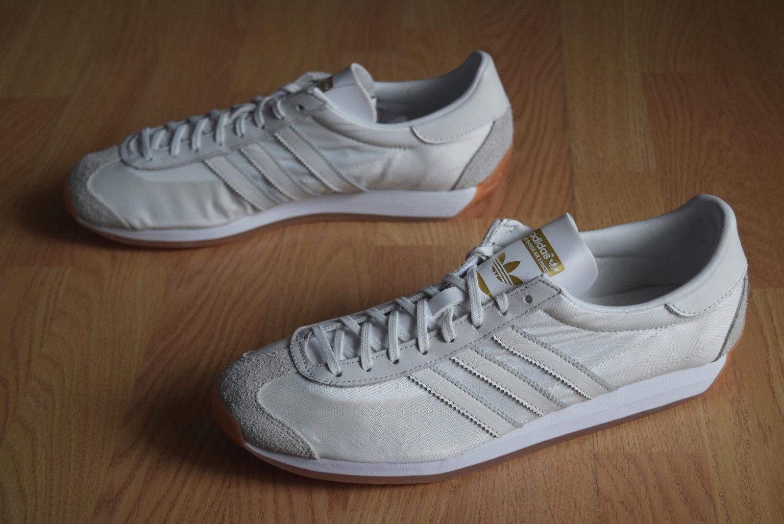 Adidas Country Og 42,5 43 44 44,5 Trainer 45 46 48,5 S32105 Vintage Sl la Trainer 44,5 Roma f85569