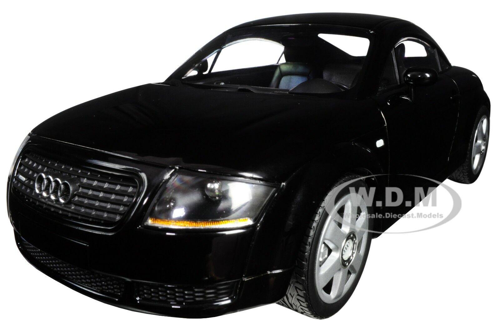 AUDI TT 1998 coupé noir LIMITED ED 300 pieces 1 18 Diecast voiture par Minichamps 155017021