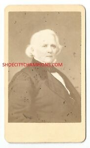 Image Is Loading ESTATE ANTIQUE CARTE DE VISITE CDV DAVID ANTHONY