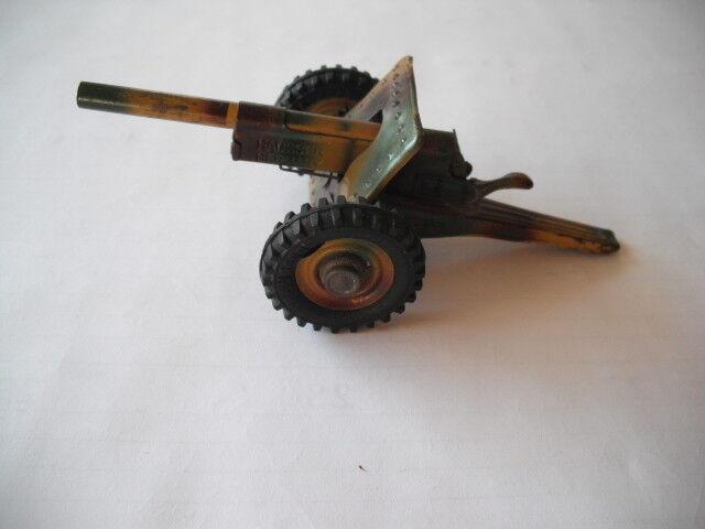 HAUSSER FIELD GUN ARTILLERY GUN TIN MADE IN GERMANY