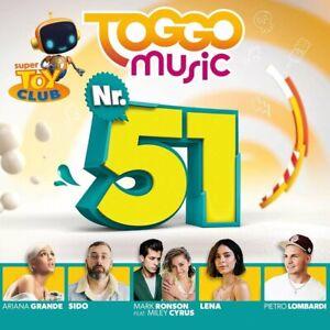 Toggo-Music-51-CD-NEU-OVP