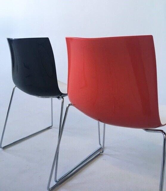 Anden arkitekt, stol, arper