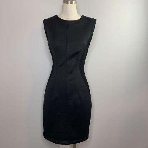 Faith Connexion Dress 4 Black Sheath Body Con