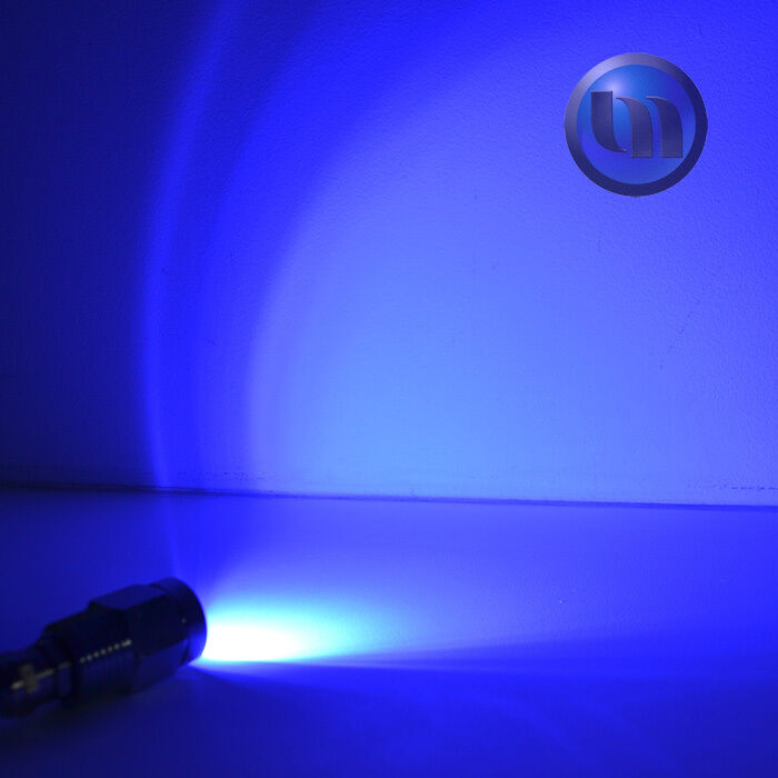Marine Boat Drain Plug LED Light Light Light 9W Blau Underwater NEW Simple to Install 5db8c3