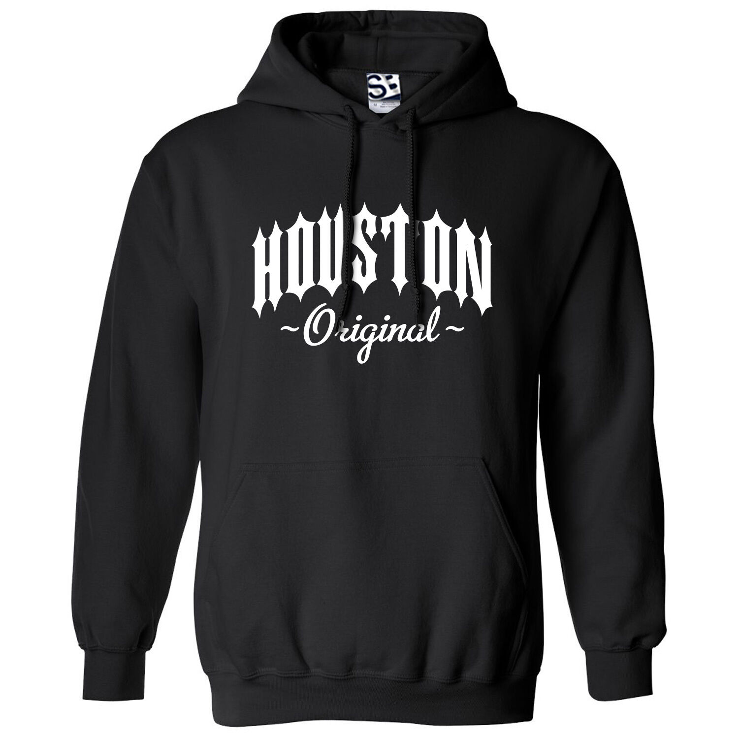 Houston Original Outlaw HOODIE - Hooded OG Straight Outta Sweatshirt All Farbes