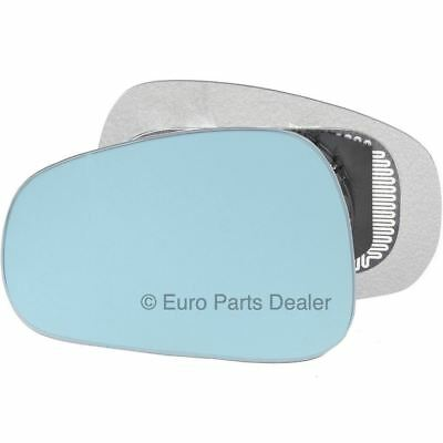 Wing Mirror Glass For ALFA ROMEO 159 2005-2011 Convex Left Side Blue tinted R009