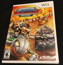 Skylanders Superchargers Racing Wii GAME ONLY No Figures Or Portal Lot Of Fun