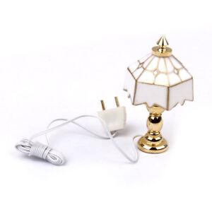 1-12-Puppenhaus-Miniatur-Tischlampe-Licht-P2P3