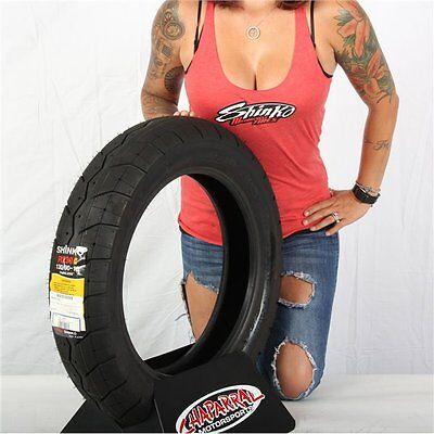130/90-16 Shinko 230 Tour Master Rear Tire