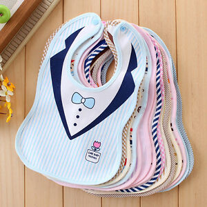 Cartoon-Boy-Girl-Kid-Baby-Bib-Waterproof-Newborn-Feeding-Saliva-Towel-Scarf-Feed
