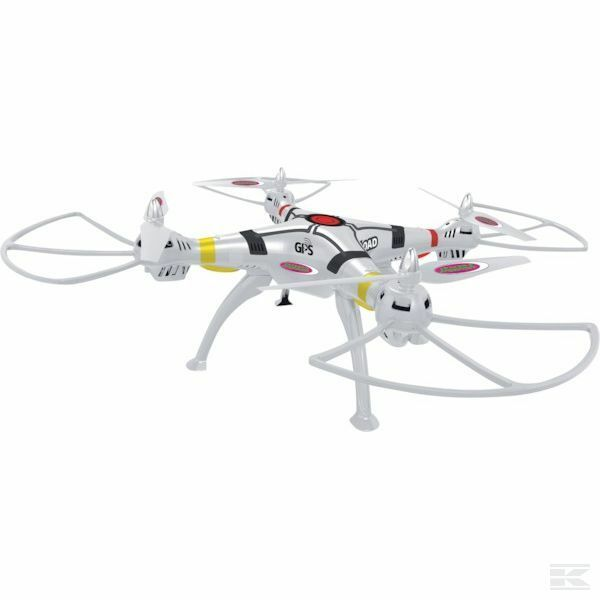 Jamara  Remote Controlled GPS Altitude Drone Gift