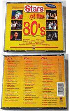 STARS OF THE 80´S -  Freur, Nits, Martika, Fox The Fox,... Sony 3-CD-Box TOP