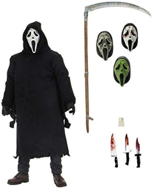 "Scream - Ultimate Ghost Face 7"" Action Figure"