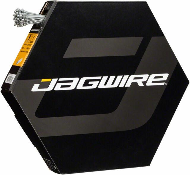 New Jagwire Basics Derailleur Cable Galvanized 1.2x2300mm Shimano//SRAM Huret