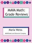Mava Math Grade Reviews 9781434375841 by Marla WEISS Paperback