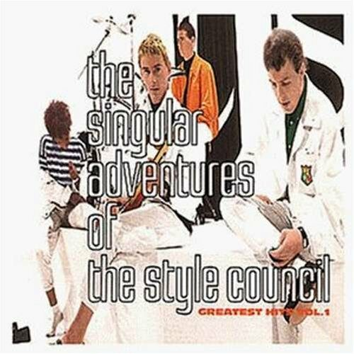 1 of 1 - Style Council, The - The Singular Adventures of ... - Style Council, The CD Q3VG