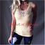 Women-039-s-Basic-Crochet-Lace-Front-Boho-Sleeveless-Stretch-Summer-Tank-Top-Shirt thumbnail 21