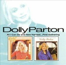 All I Can Do/New Harvest...First Gathering by Dolly Parton (CD, Feb-2007, Sony M