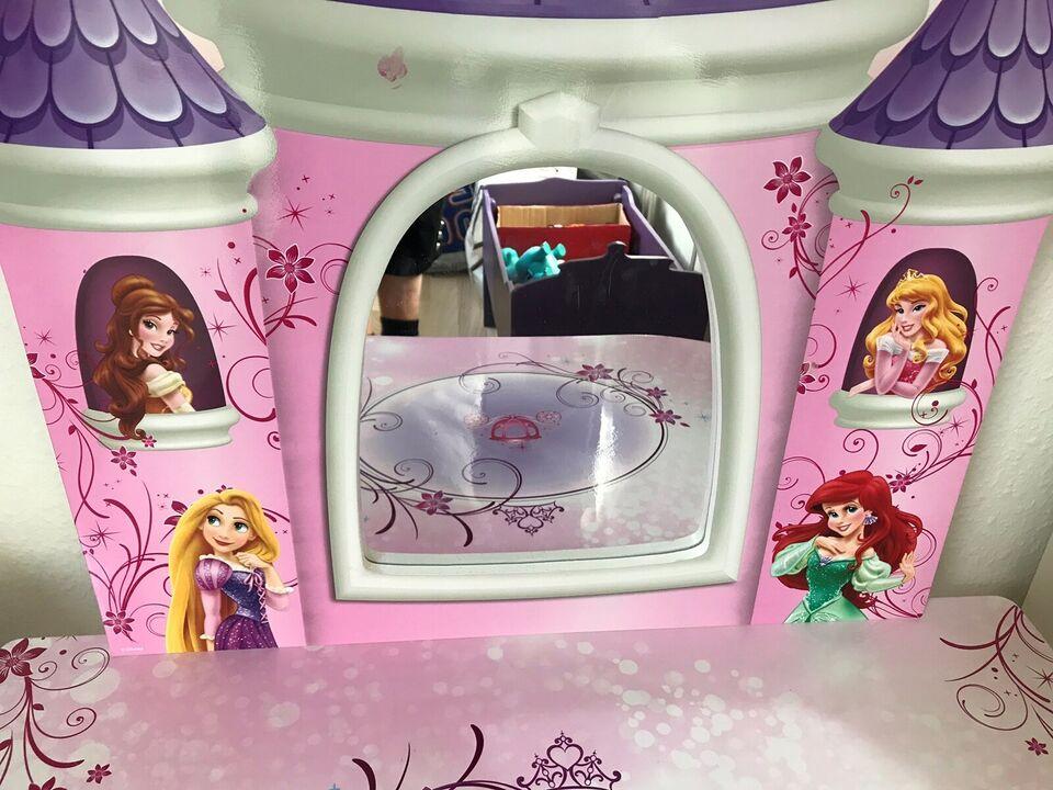 Sminkebord, Disney Prinsesser
