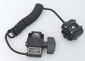 (prl) Tristar E-ttl 2 Extension Cord Forcanon Portable Flash Units Fe-ca/1 Radio Qjt3l27d-10114823-574441035