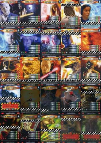 Doctor Who EXTERMINATOR Battles In Time Assorted Cards