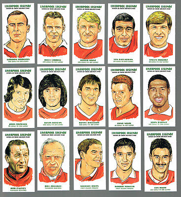 FA Cup Final Trading Card Set Vol III GRATIS UK FRANQUEO