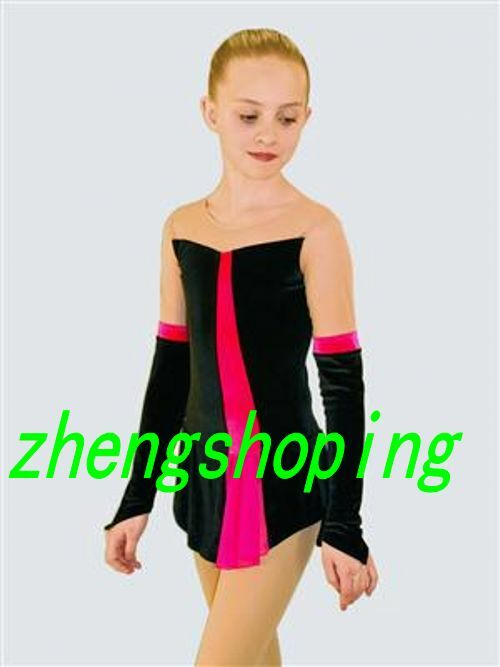 Ice Skating Dress. Figure Skating Dress. Competition Icewear Dress 8889-1