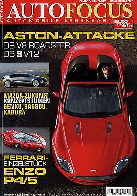 2019 Mode Auto Focus 2007 1/07 Ford Mustang Shelby Gt 500 Audi Tt Ferrari 612 Scaglietti