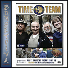TIME TEAM - COMPLETE SERIES 19 **BRAND NEW DVD***