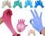 50X-Latex-GLOVES-Resistant-Disposable-Glove-Rubber-Gant-dental-medical-50pcs-10x miniature 3