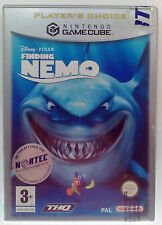 FINDING NEMO NINTENDO GAMECUBE EUROPEAN NORTEC SEALED BRAND NEW