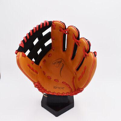 Easton El Jefe Metallic Series-Black//Metallic Silver-13.5″ Slowpitch Glove RHT