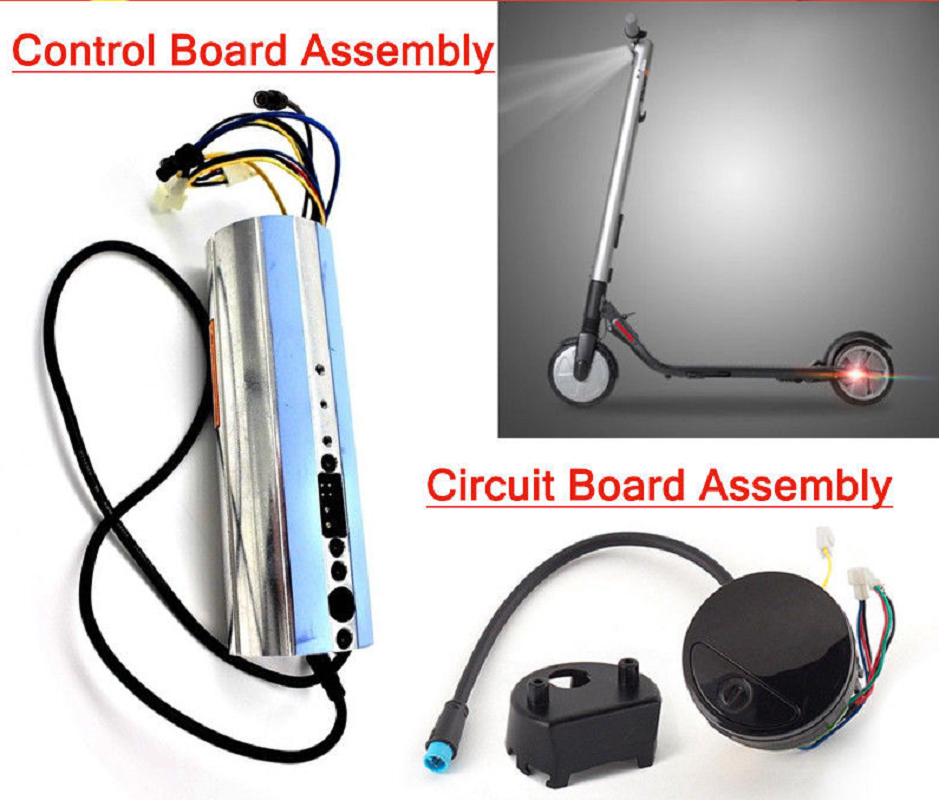 Circuit Board Control Dashboard & Baterry Charger For Ninebot Segway ES1 ES2 ES4