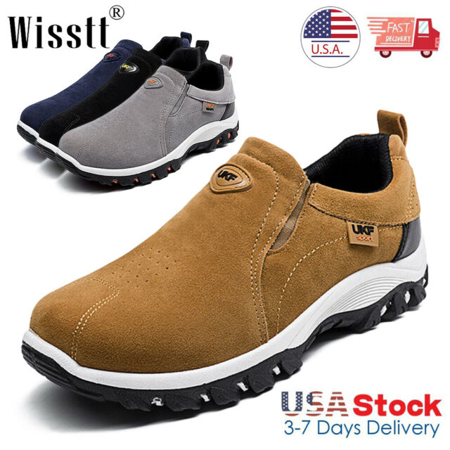 7-13 Avia Men/'s Slip-on Lightweight Athletic Running Sock Top Sneakers Shoes