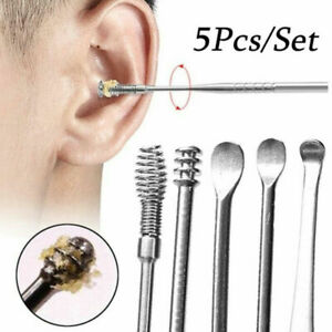 Wholesale-Stainless-Steel-Ear-Pick-Wax-Curette-Earwax-Remover-Cleaner-Earpick