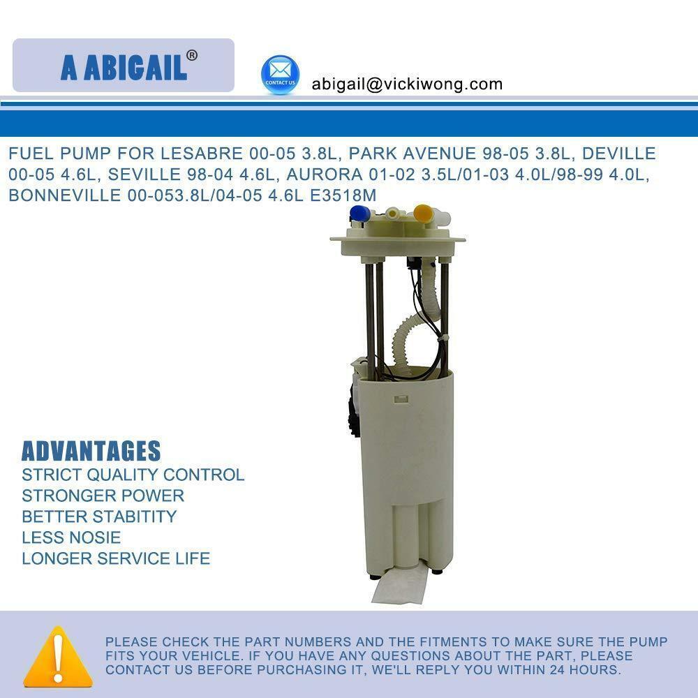 Fuel Pump Sender Sensor For 98-2005 Buick Pontiac Cadillac Oldsmobile 4.6L 3.8L