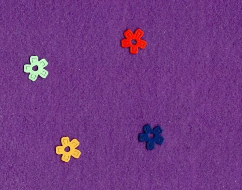 FLOWER tiny die cuts scrapbook cards