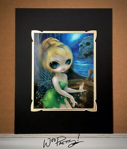 2015-Jasmine-Becket-Griffith-Disney-Tinker-Bell-at-Skull-Rock-WonderGround-Print