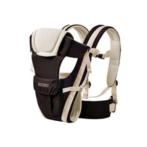 Babyträger Baby Tragetasche Bauchtrage Träger 4in1 Kinder 3,5kg-15kgTragegurt