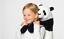 miniatura 20 - IKEA-PELUCHE-PANDA-SQUALO-CANE-ANIMALI-Natalizi-per-Bambini-Giocattolo-Peluche-Peluche