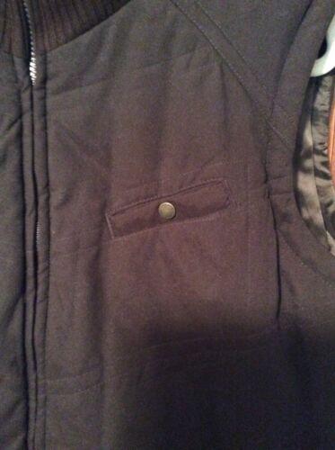 Størrelse York 2x Kvinder Sport Jones Lined Up Zip Brun New Vest wvtTz