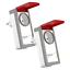 AVM 2er Set FRITZ!DECT 210 intelligente Steckdose für außen