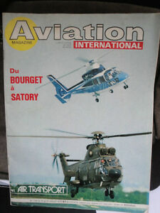Aviation Magazine International - Juillet 1979 Fabrication Habile
