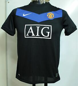MANCHESTER-UNITED-2009-10-BOYS-AWAY-SHIRT-BY-NIKE-SIZE-LARGE-BOYS-BRAND-NEW
