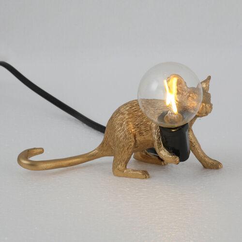 Lampe de chevet souris forme Résine Bureau Lumière Lampe de chevet lumière Room Decor
