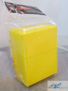 Ultra Pro Red deck box card box mtg Pokemon yugioh SAVE ON COMBINED SHIP!
