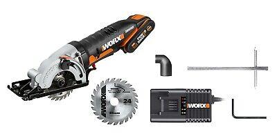 Cordless Impact Driver with 2.0 Ah Battery WORX WX291 18V 20V MAX