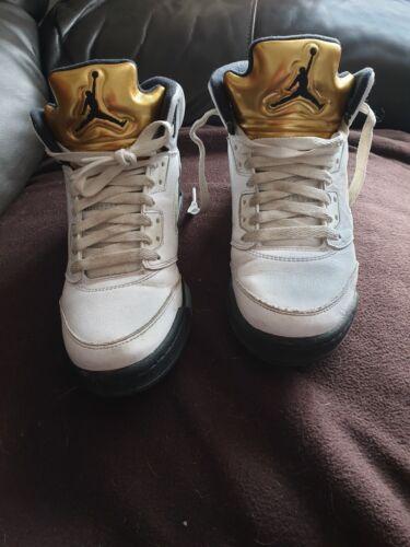 Retro Jordan Unisex Dorado Air baloncesto Negro 6 Zapatillas de Blanco Nike OfnB7