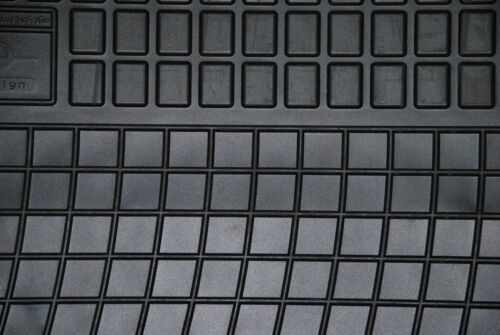 2018 Automatten Gummimatten Neu SCHWARZ Gummifußmatten für Honda CRV V ab Bj