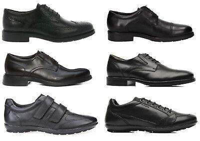 GEOX scarpa classica uomo U DUBLIN A